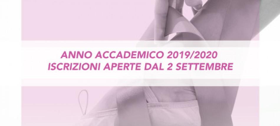 Nuovo Anno Accademico 2019/2020